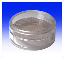 Hexagonal Hole Perforated Plate Sieve
