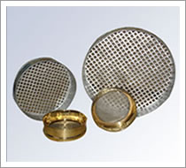 Brass Test Sieve