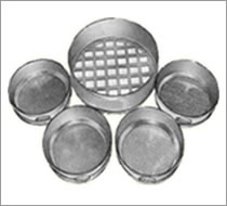 Stainless Steel Test Sieve perforated type and woven type